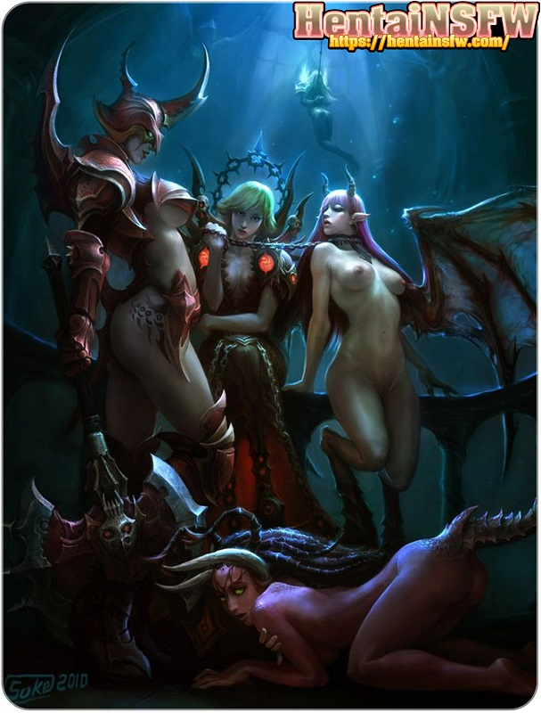 hentai gaming nsfw worldofwarcraft