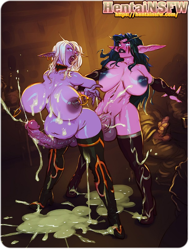 nsfw worldofwarcraft hentai xxx art
