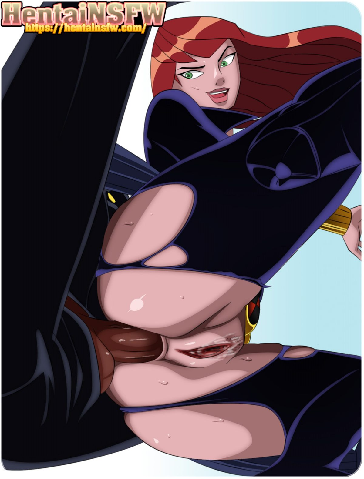 nsfw uncensored marvel avengers cartoon porn art of black panther