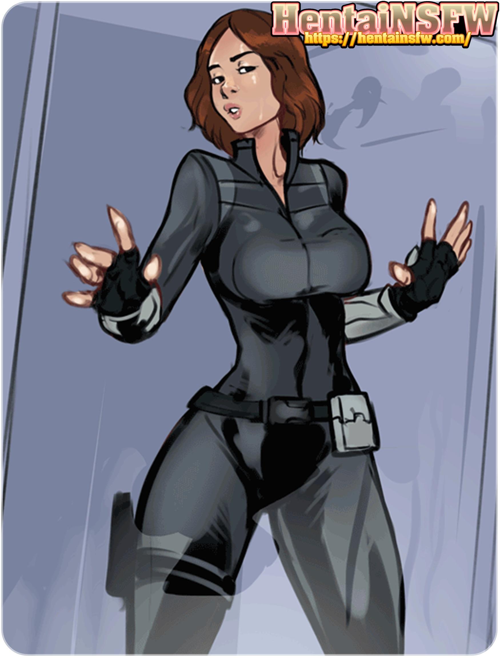 oppaihentaiSFW MarvelComicAgentsofS.H.I.E.L.D.DaisyJohnson Quake bigtitssuperhero cartoonporn
