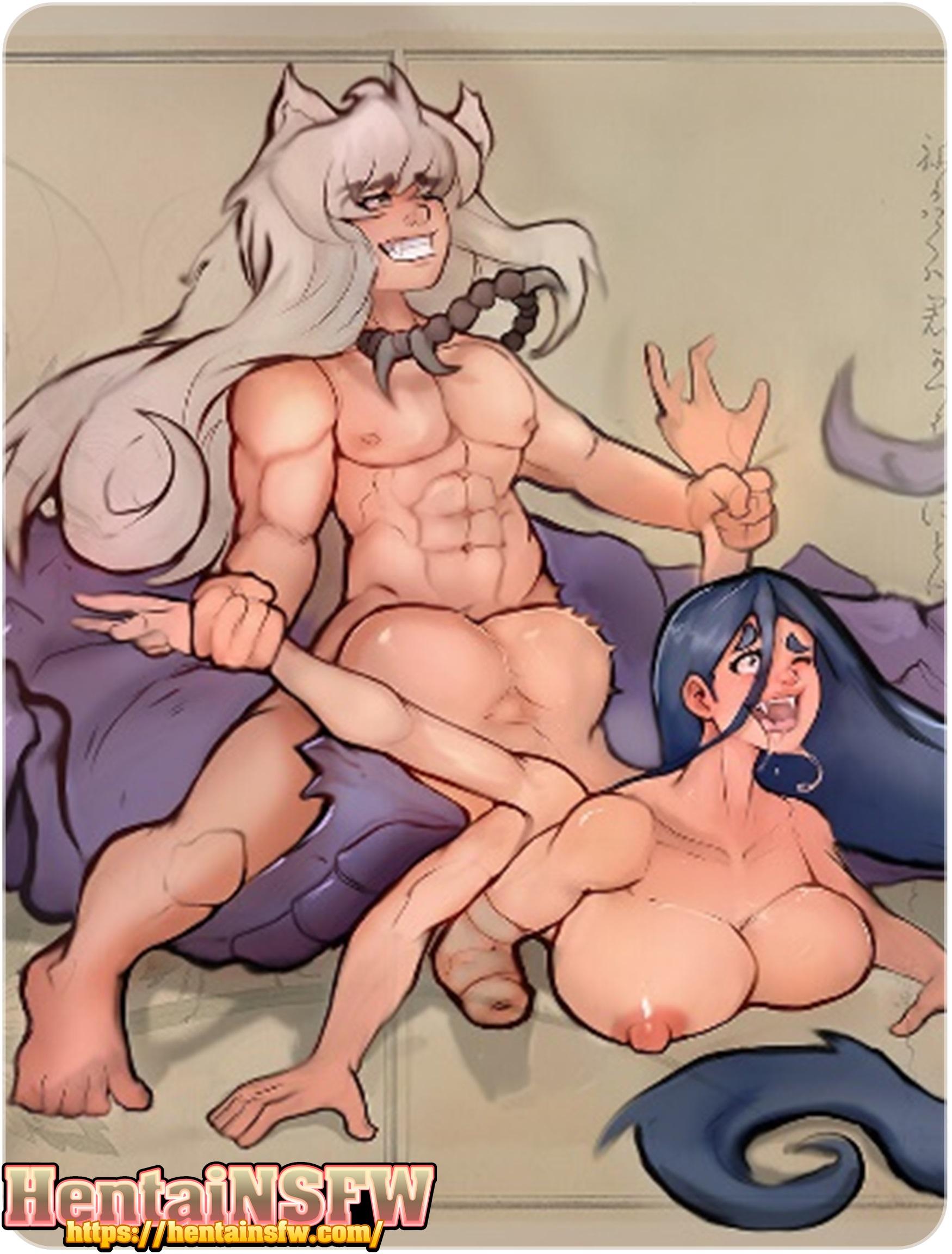 oppaihentaiNSFW inuyashafuckingmistresscentipede animemanga sexxxx cartoonpornart